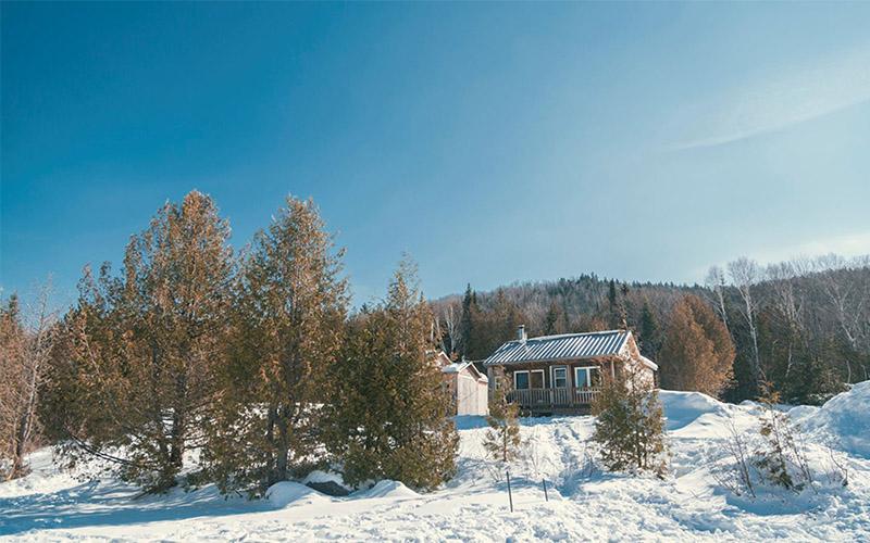 Location-de-Chalets-hiver-Pourvoirie-du-Lac-Croche-Saint-Come-Lanaudiere