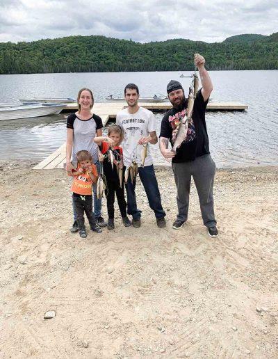 Pourvoirie du Lac Croche Saint-Côme Lanaudière - 1
